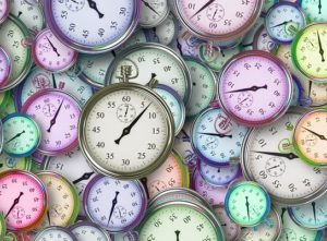 Comme tous ces marqueurs du temps, bien organiser son temps demande de la réflexion et de la planification
