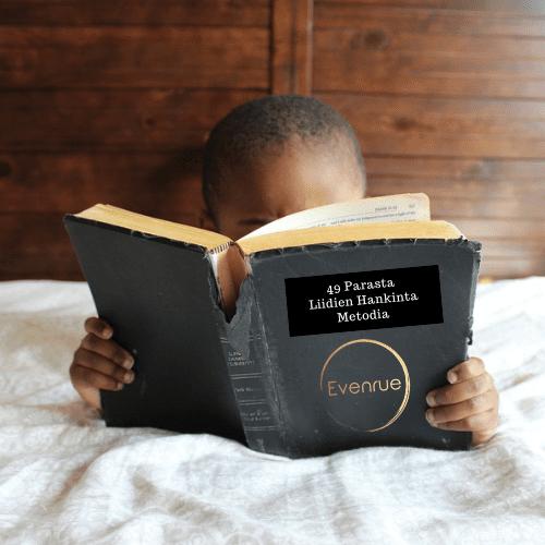 Liidien hankinta kirjan avulla