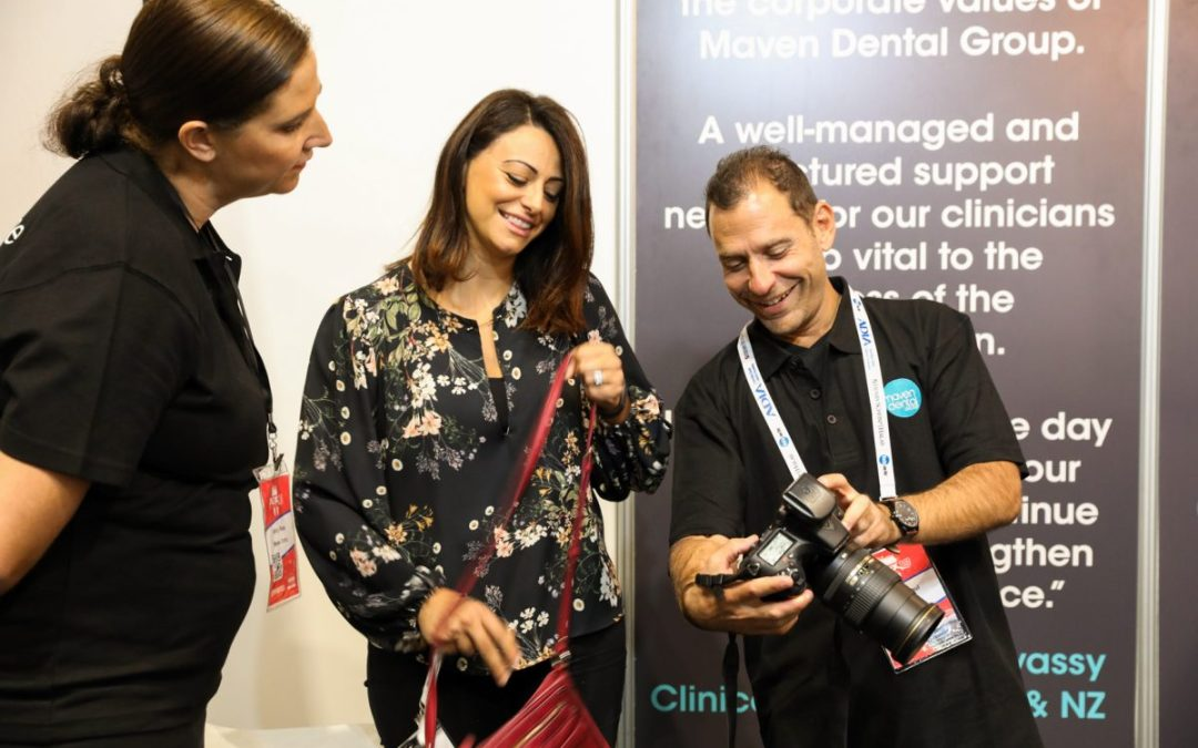 Enhanced Exhibition Stand Engagement with Linkedin Headshots