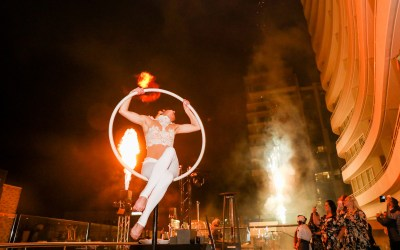 The Event Industry Showcase That Set our Sensus on Fire