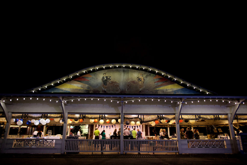 Games Filled 50th Birthday Party At Glen Echo Park Event
