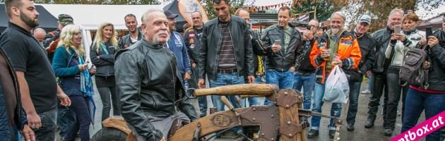 Paul Teutul @ Harley Treffen 2016 Faaker See