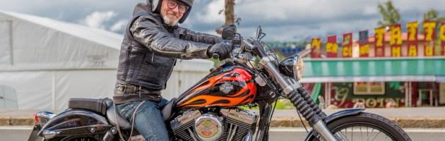 Harley Treffen Faaker See 2017 – Aufbau Harley Village