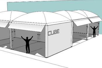 cube canopy