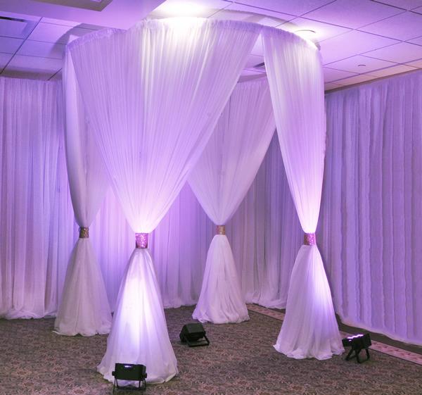 Chuppah Canopy Wedding Reception Canopy Event Dcor Direct
