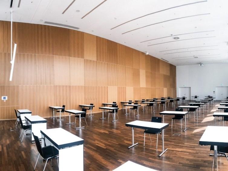 RheinMain CongressCenter: Veranstaltungen wieder möglich