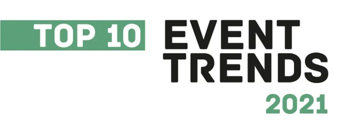 Event Trend Report 2021: 10 trends for the live marketing and event industry
