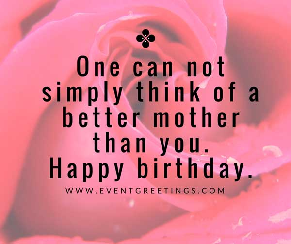 Birthday Wishes For Mom Events Greetings – Happy Birthday Greetings for Mom