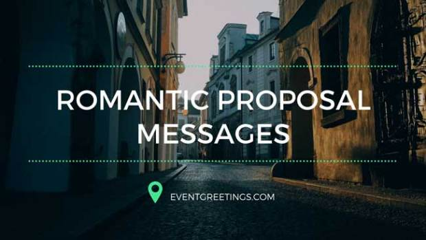 romantic-proposal-messages