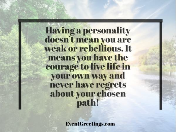 50 Best Personality Quotes - Quotes About Personality