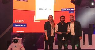Sunburn wins gold at WOW awards 2017`