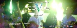 V Lounge Aperitiv Disco giovedì 23 giugno 2016