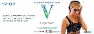 Aperitivo V Lounge Ostia domenica 17 luglio 2016 free entry