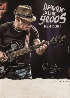 Davide Van De Sfroos Re-Tour 2020