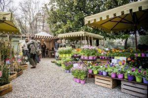 FAI - Il 6 e 7 novembre mostra mercato COLORI D'AUTUNNO a Villa Necchi Campiglio, Milano #fai
