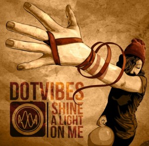 cover-Shine a Light on-Me