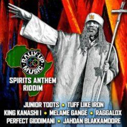 cover-Spirits Anthem Riddim