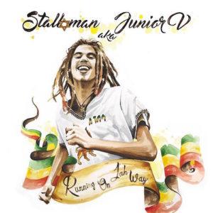 Stallon-Man-Running-On-Jah-Way