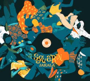 Copertina dell'album Sguardi dei Jakala