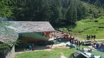 Rifugio Pastore, Alpe Pile