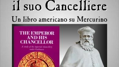 """Photo of Conferenza sul libro """"L'Imperatore e il suo Cancelliere"""" 25/2/2018"""