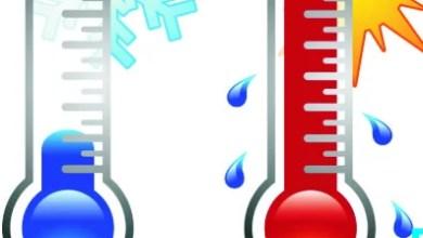 Temperature aggiornate Alto Piemonte