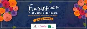 Fiorissimo al Castello di Novara marzo 2018