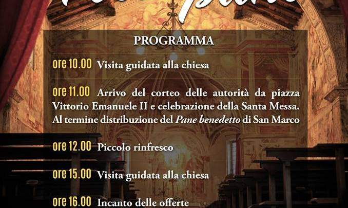 Festa del pane a Varallo Sesia