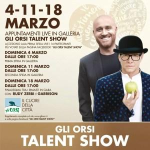 Orsi Talent Show