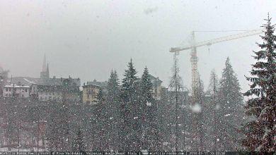 Photo of Maltempo Valsesia. Torna la neve fino a fondovalle