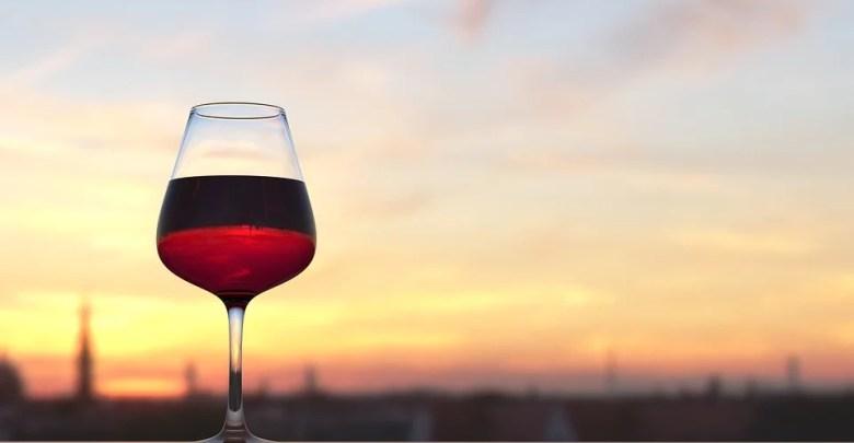 bicchiere di vino, ph credit Pixabay