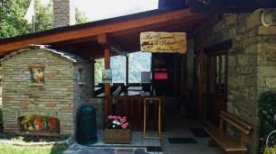 Una gita all'Alpe Solivo in Val Sermenza, esterno rifugio