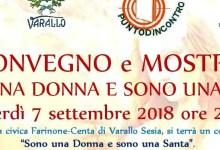 Photo of Varallo Sesia: Convegno e mostra sulla Beata Panacea