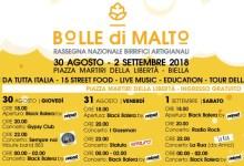 """Photo of Biella: """"Bolle di Malto"""""""