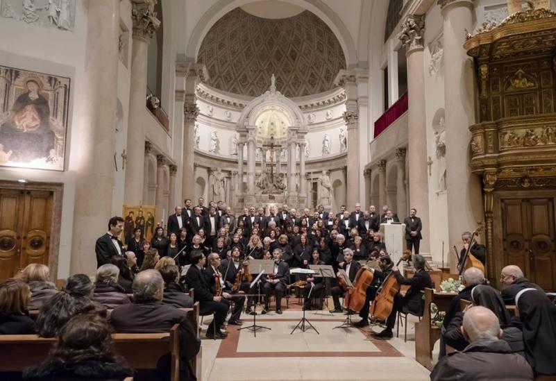 Orchestra Filarmonica Amadeus, credit Gianmario Cavallaro