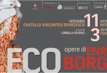 Photo of Novara: ECO opere in mostra di Enrica Borghi