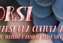 "Photo of Cavallirio: ""Sorsi"" la storia del vino"