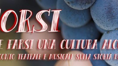 "Photo of Cavallirio: ""Sorsi"" la storia del vino"