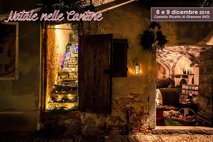 Ghemme: Natale nelle Cantine 2018