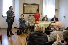 Presentazione LIBRI su Antonio De Toma
