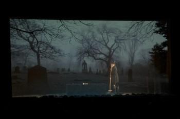 Scena cimitero