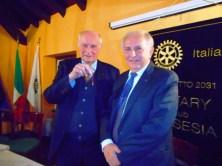 Sergio De Gobbi e Lorenzo del Boca