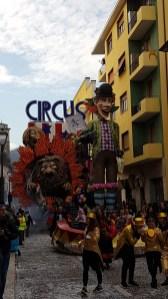 Secondo posto Carnival Circus