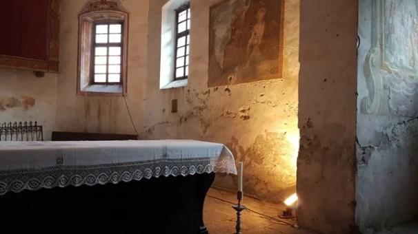 Interno Chiesa di San Carlo a Campertogno