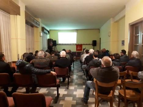 Gattinara 22-03-2019 Incontro Pedemontana