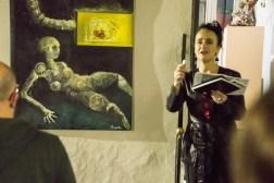 Piera Mazzone presentazione mostra