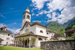 Santuario di Sant Antonio a Bannio