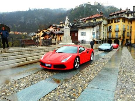Varallo VII raduno Ferrari