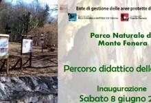 Photo of Monte Fenera: Inaugurazione percorso didattico