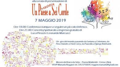 """Photo of Presentazione rassegna """"Un paese a sei corde"""""""